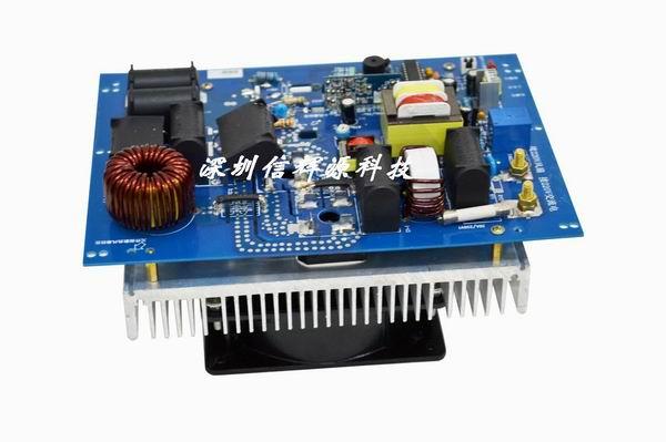 3.5kw电磁加热板的基本参数以及接线说明