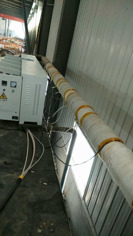 电磁加热器管道加热
