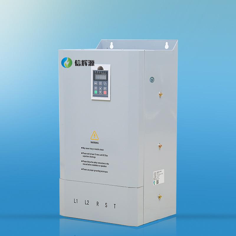 吹膜机电磁加热器实物图