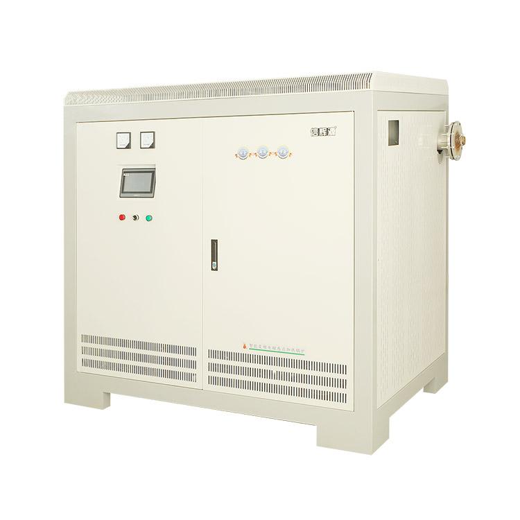 140kw电磁采暖炉侧面