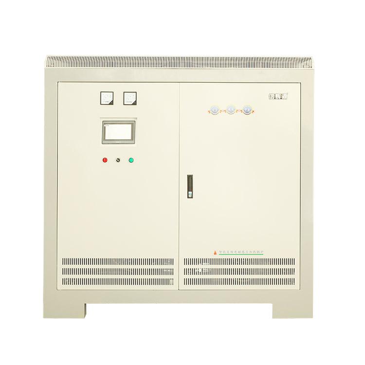 140kw电磁采暖炉正面